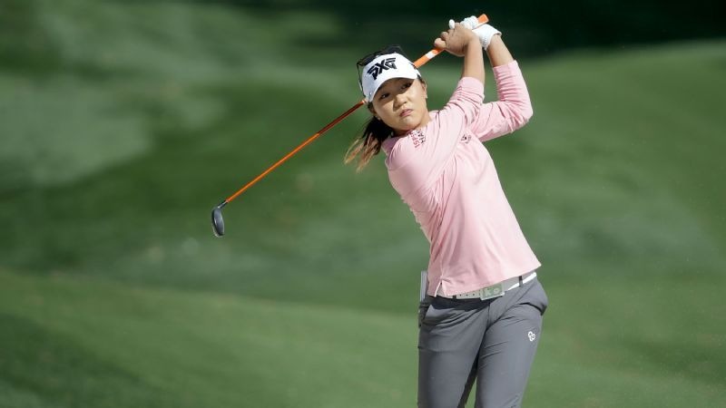 Lydia Ko Awarded Supreme Honors at the 51st Halberg Awards!