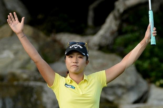 Lydia Ko Creates History in the NSW Open of 2012