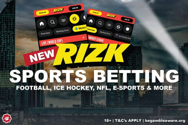 Rizk Casino and Sportsbetting