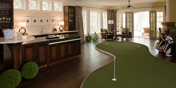 How to Decorate with Golf-Themed Décor and Wall Art from Artfrill